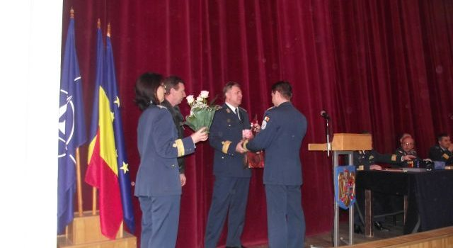 Festivitatea pensionării domnului comandor (Av.) dr. Emil Cimpoca