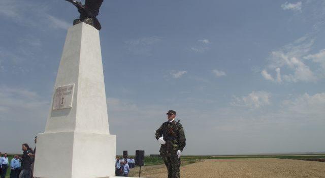 Comemorarea eroilor aviatori căzuţi la datorie
