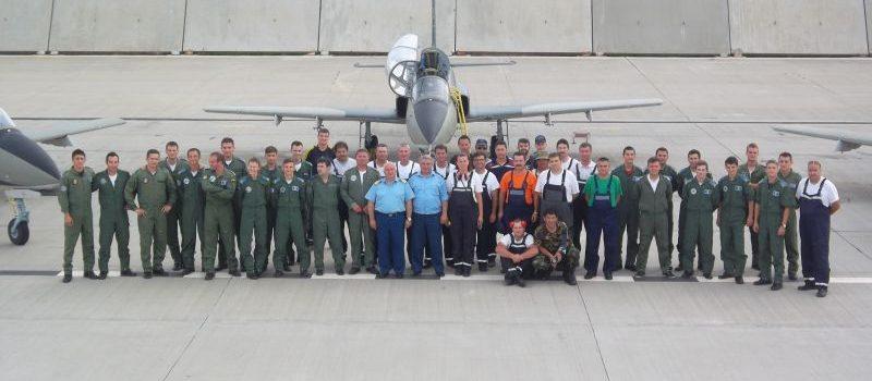 Brevetare piloți IAR-99 STD și IAR-316B